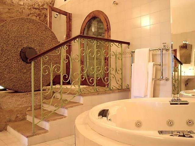 Banheiros cinco estrelas