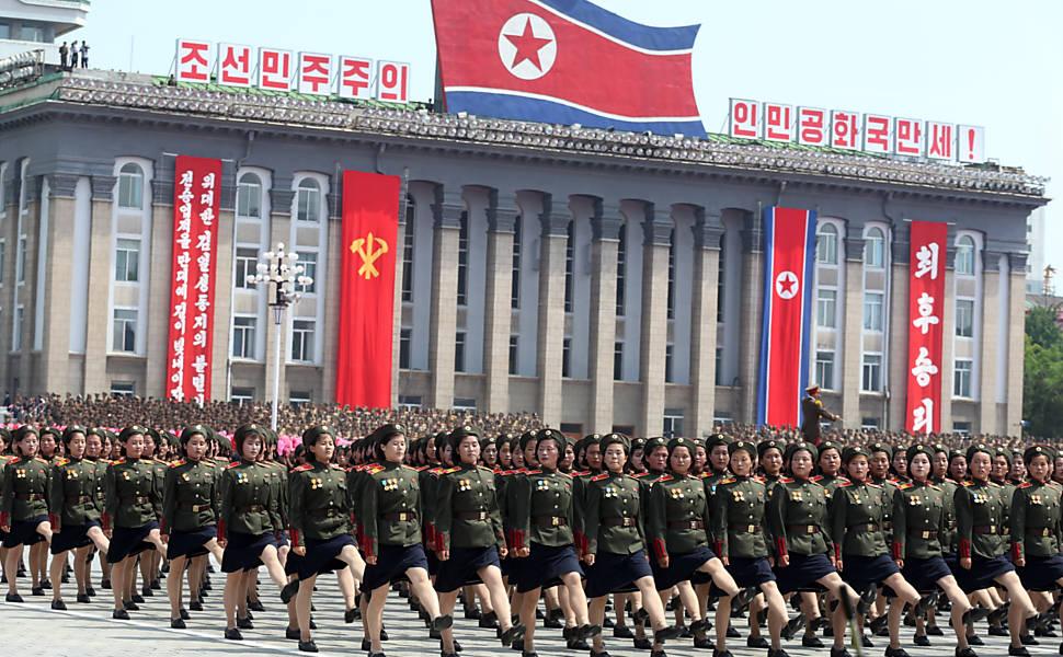 Coreia do Sul e Coreia do Norte