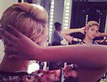 Beyonce posta foto no Instagram com novo visual