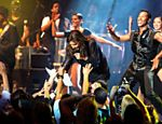 Em turnê por cinco cidades norte-americanas, Ivete faz apresentação em teatro lotado em Lynn