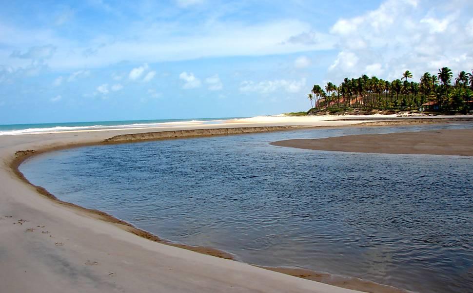 Paraíba de norte a sul