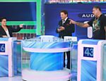 Thammy Miranda, Silvio Santos e Frota