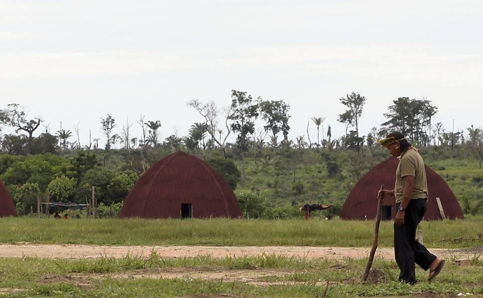Reserva indígena de Marãiwatsédé
