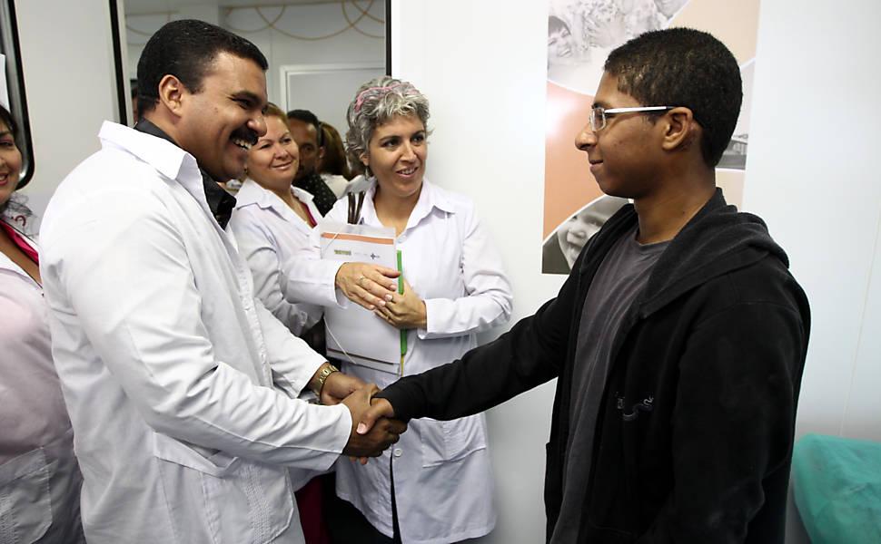 Médicos estrangeiros