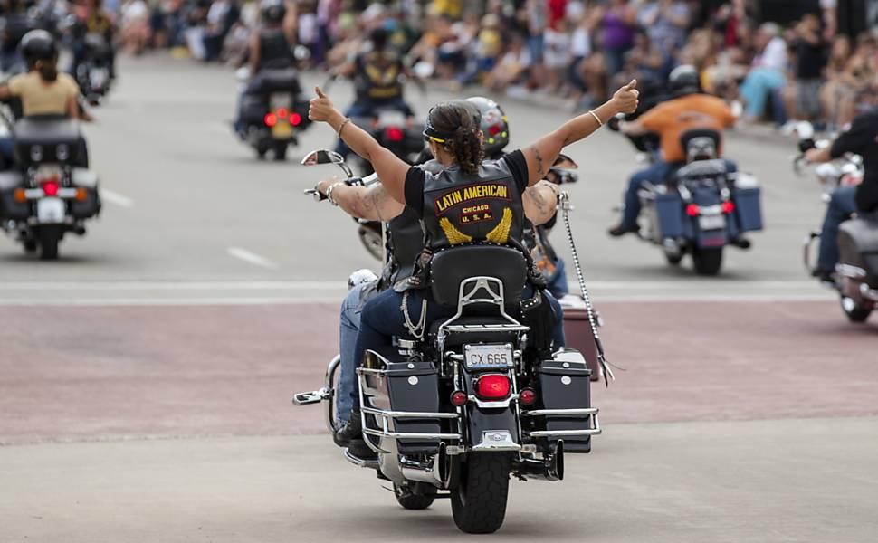 Harley-Davidson faz 110 anos