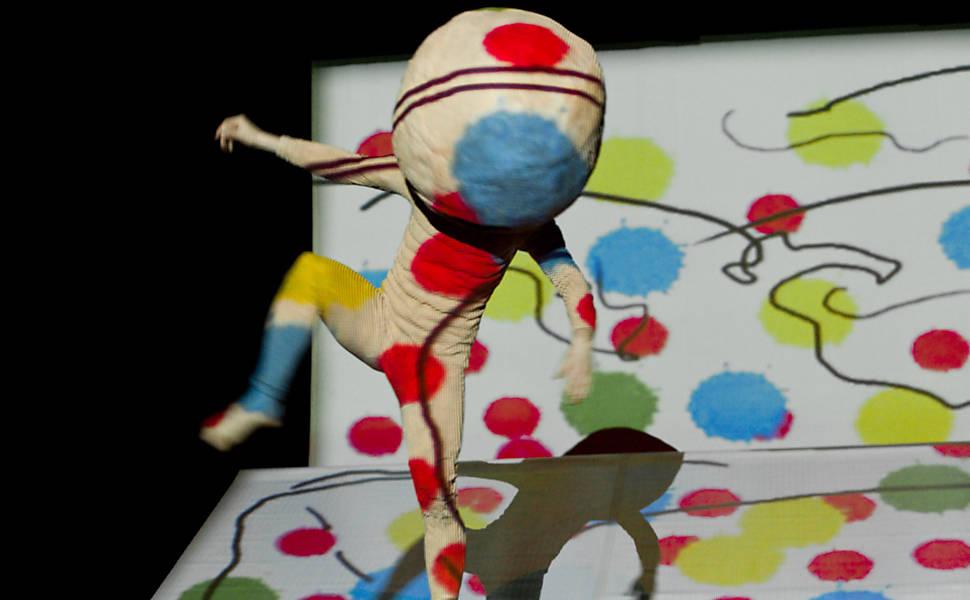 Bienal de Dança em Santos