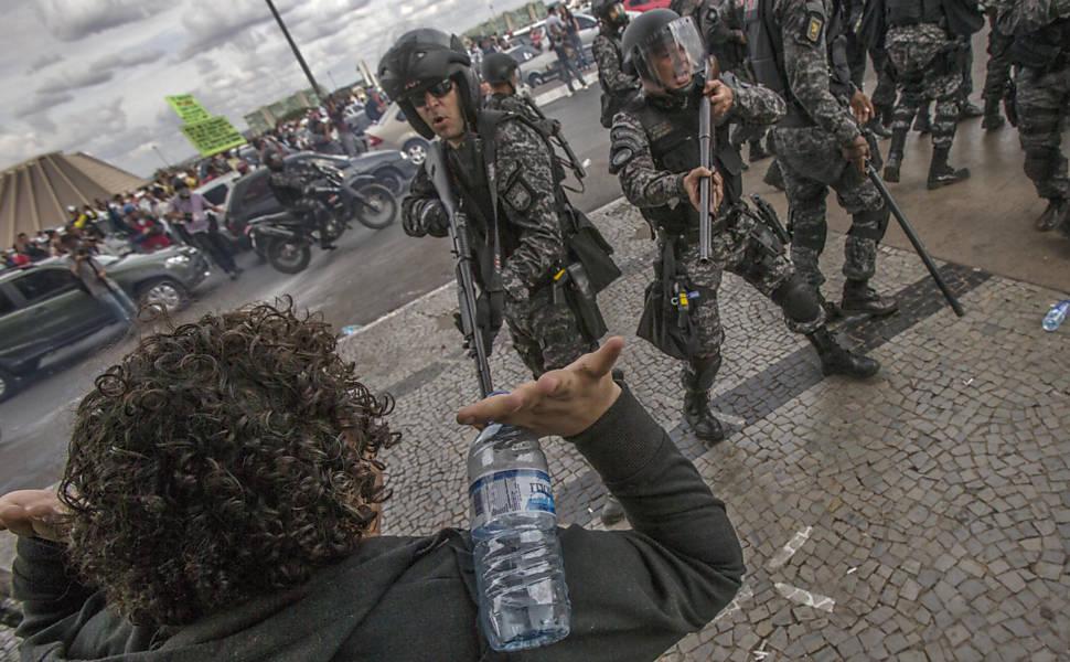 Resultado de imagem para fotos do desfile de sete de setembro em brasilia