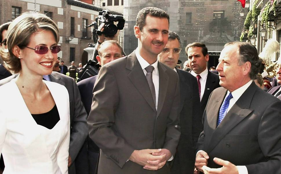 Veja imagens da vida de Bashar al-Assad