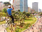 Neste ano a virada esportiva acontece nos dias 21 e 22 de setembro e inclui corridas, passeios em família, campeonatos de videogame e oficinas de modalidades esportivas; as atividades acontecem em todas as regiões de São Paulo
