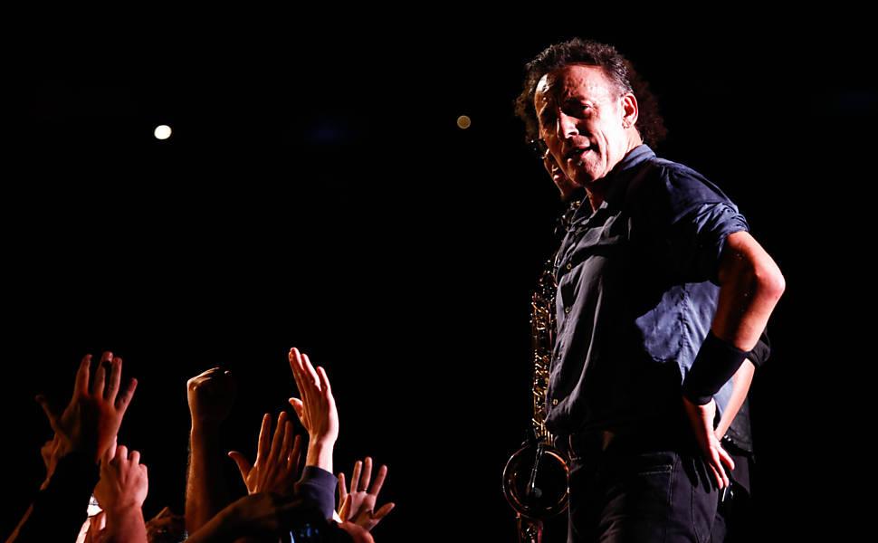 Show do Bruce Springsteen em SP