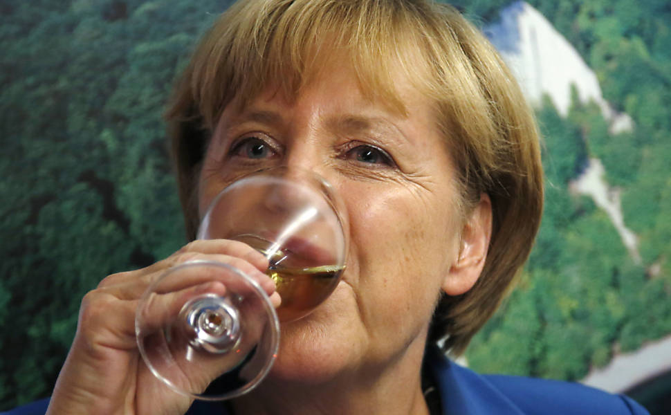 Elei��es na Alemanha