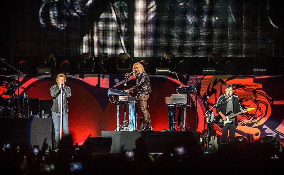 Bon Jovi em São Paulo