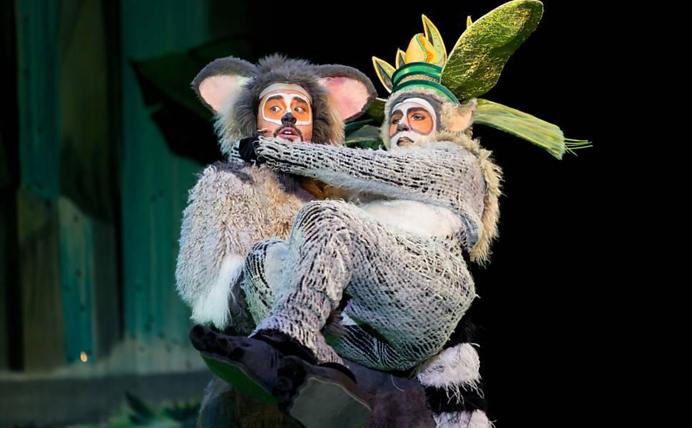 Madagascar Ao Vivo!