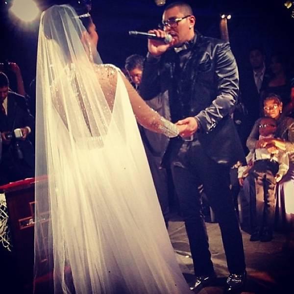 Casamento de Naldo e Moranguinho