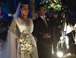 Casamento de Naldo e Mulher Moranguinho