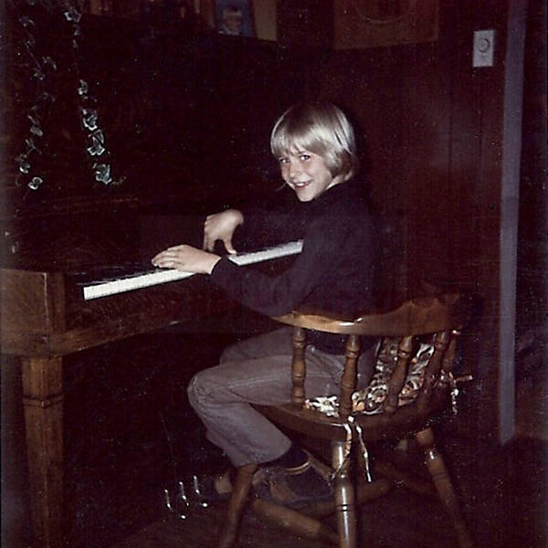 Kurt Cobain jovem