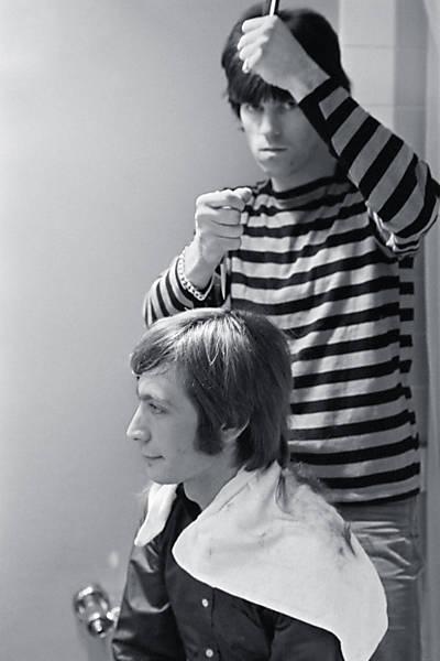 Fotos raras dos Rolling Stones