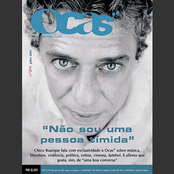"""Livro marca 10 anos da revista """"Ocas"""""""