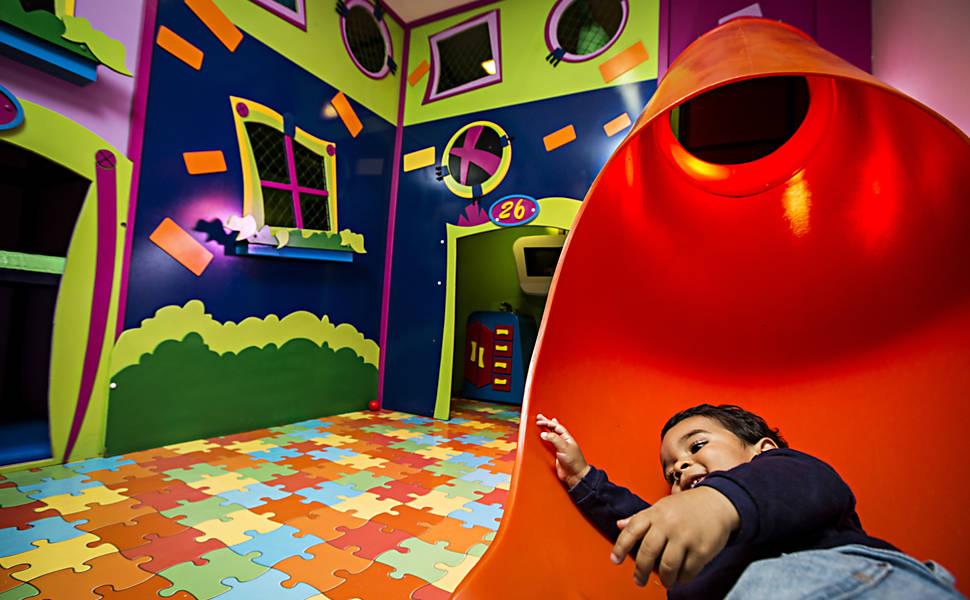 Hotéis para criança