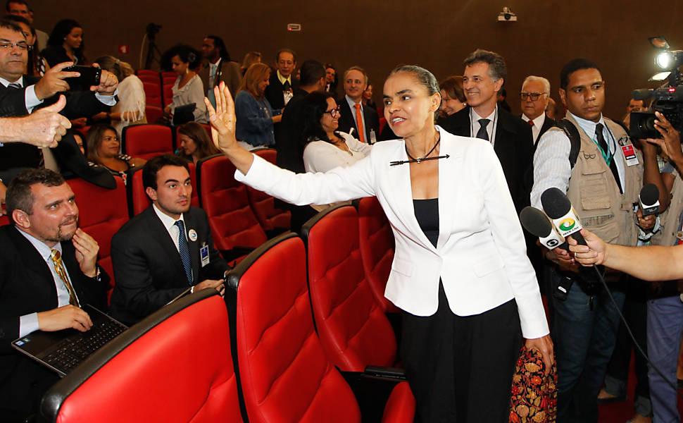 TSE julga registro do partido de Marina Silva