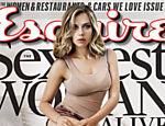 Scarlett Johansson é eleita a mulher mais sexy do mundo pela revista ?Esquire?