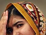 Malala também recebeu o prêmio Sakharov 2013 de Liberdade de Expressão