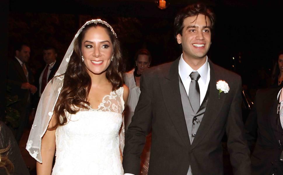 Casamento de herdeira do Itaú