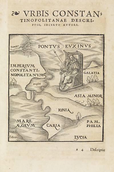 O mundo cartografado pelos antigos