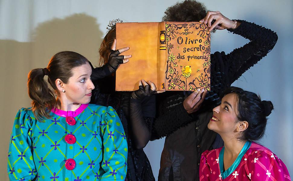 Espetáculo 'Até as Princesas Soltam Pum'