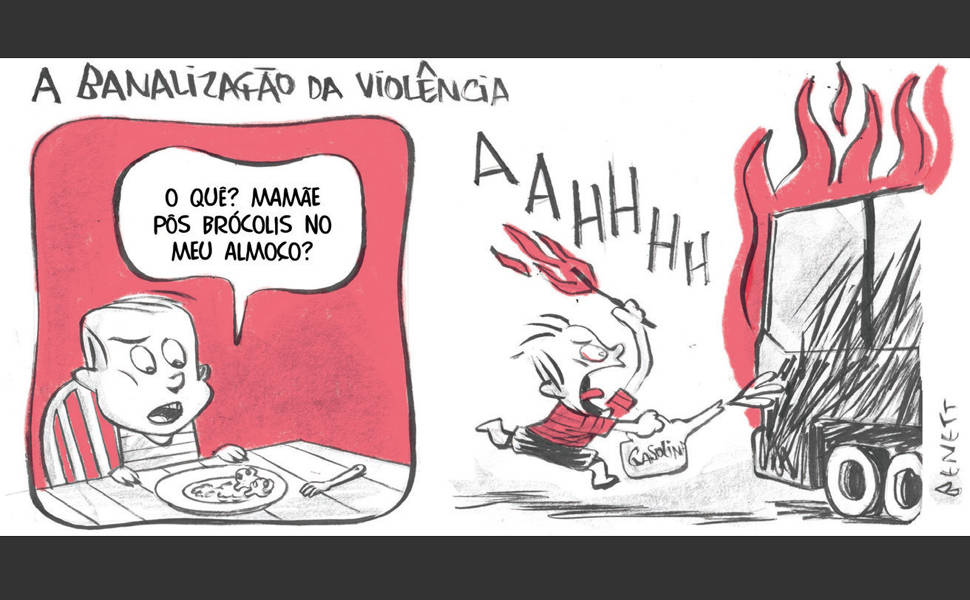 Charges - Outubro