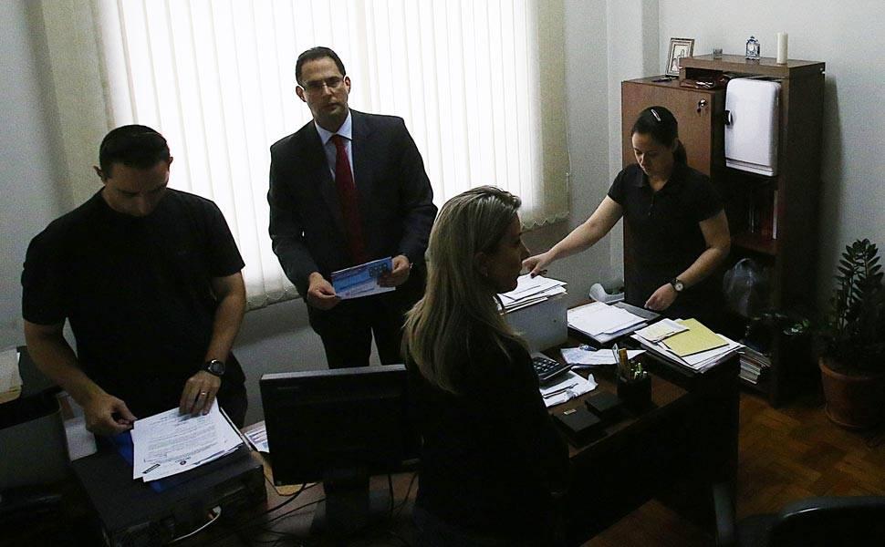 Operação do Ministério Público em SP