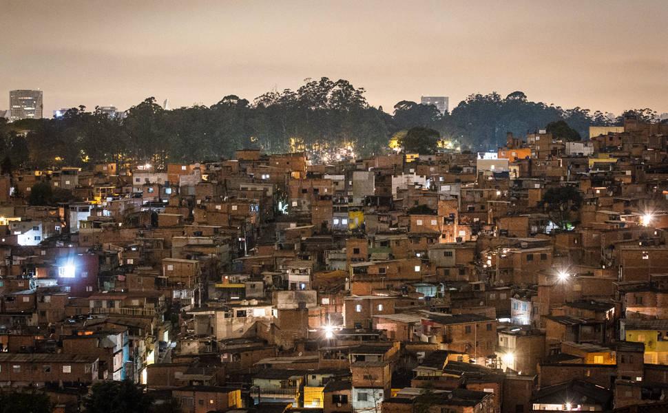 Censo das favelas