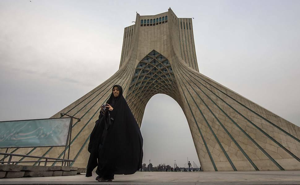 Uma visita a Teerã
