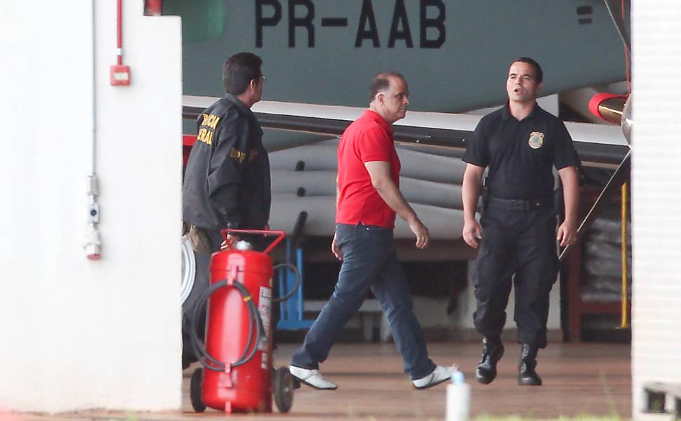 Condenados vão a Brasília