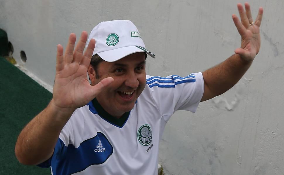 Palmeiras campeão da Série B