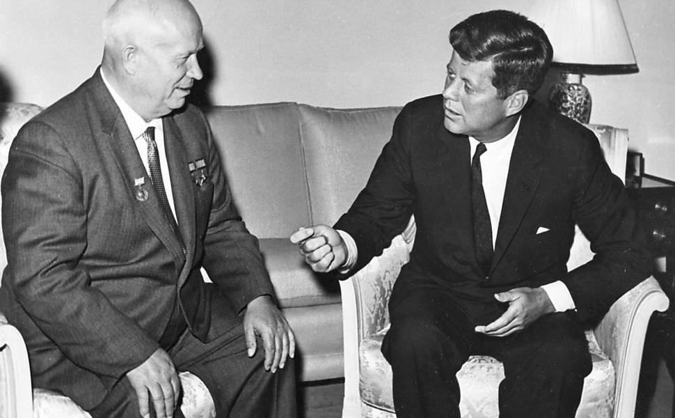 Momentos marcantes do governo Kennedy