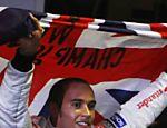 Vitória no Brasil, em 2008, quando perdeu o título para Lewis Hamilton