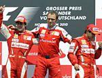 Na Alemanha, em 2010, a Ferrari disse pelo rádio que Fernando Alonso era mais rápido do que Massa, e o brasileiro deixou o companheiro passar