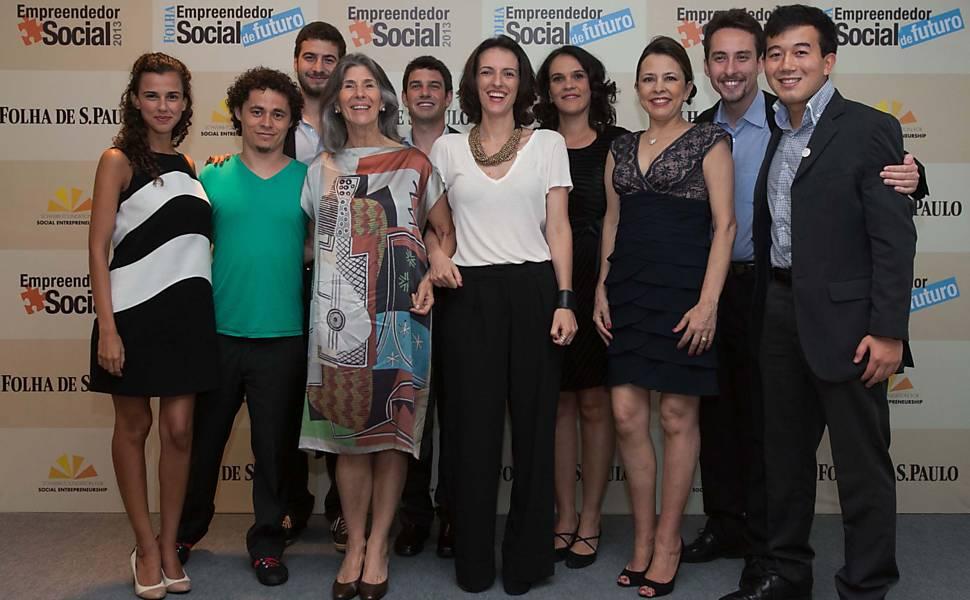 Prêmio Empreendedor Social 2013