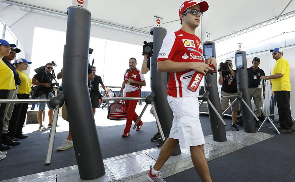 GP Brasil - 1º dia