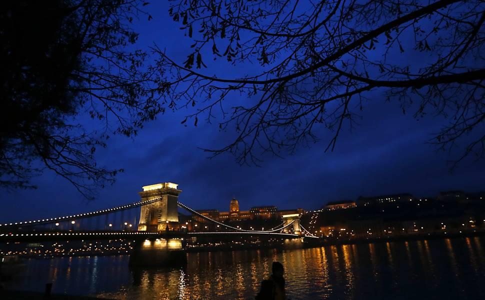 Confira imagens de Budapeste, a capital da Hungria