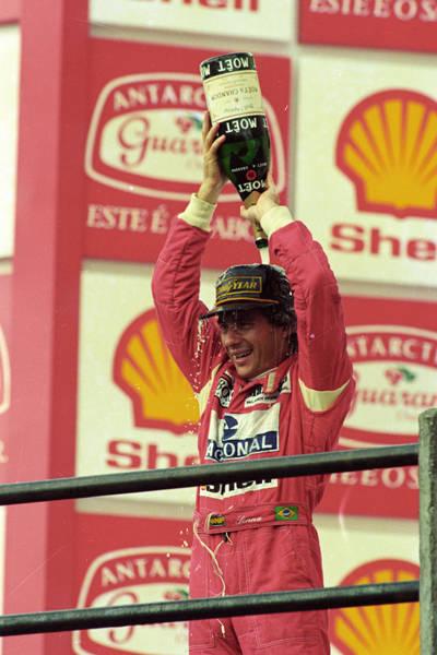 Isto � Ayrton Senna