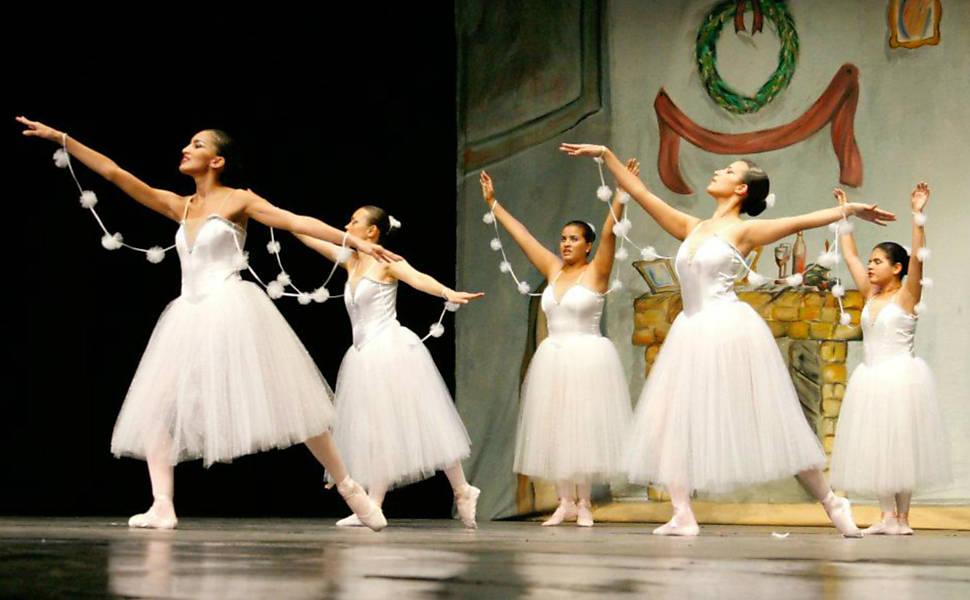 Cia Ballet de Cegos Fernanda Bianchini