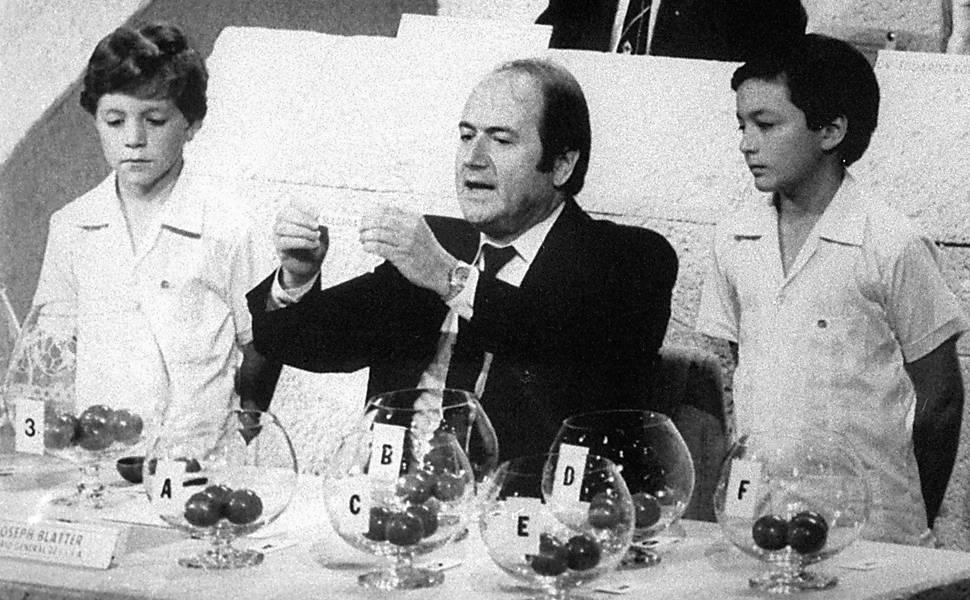 Isto é Blatter