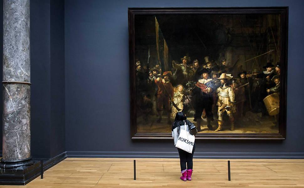 Confira fotos do Rijksmuseum