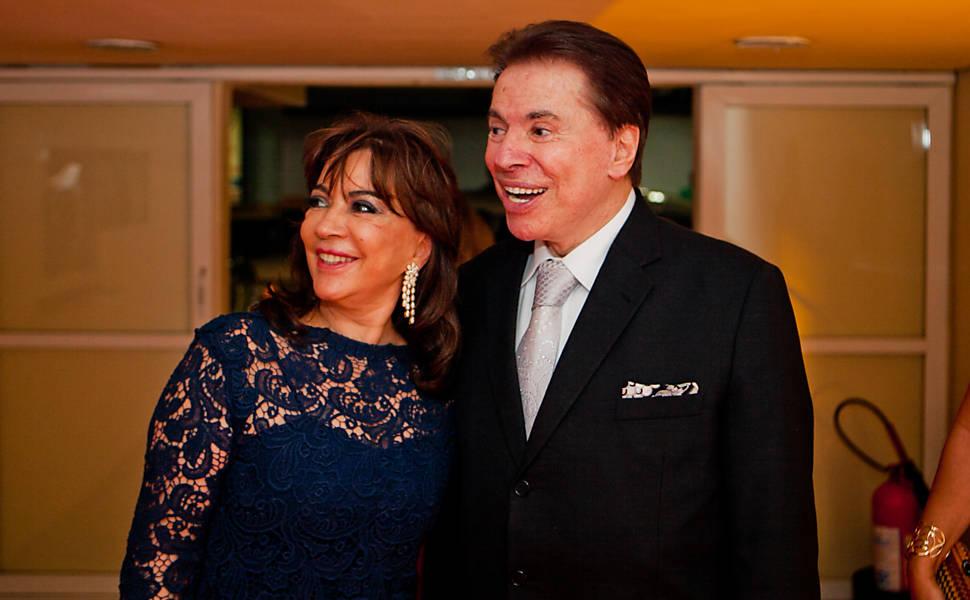 Silvio Santos casa filha