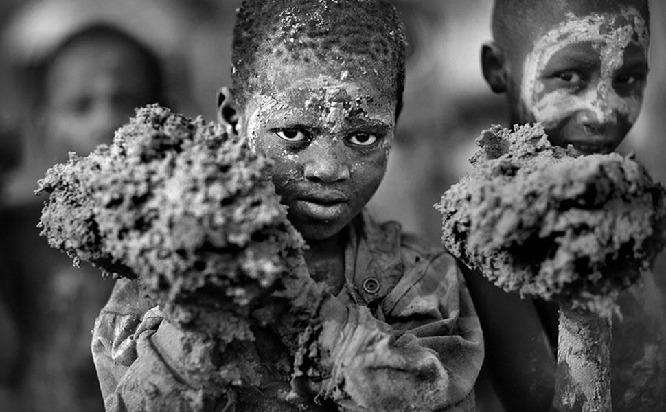 Festival de barro no Mali
