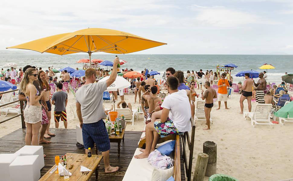 Beach Clubs em Santa Catarina