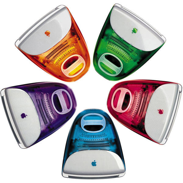 Produtos criados por Jony Ive, da Apple