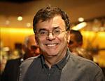 Walcyr Carrasco no lançamento do livro de poemas do vice-presidente Michel Temer